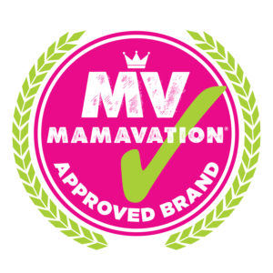Mamavation approved brand logo
