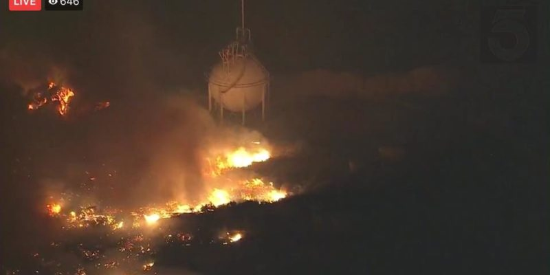 What They Didn't Tell You About the Woolsey Fire in Los Angeles CAN Hurt You--Rocketdyne 1