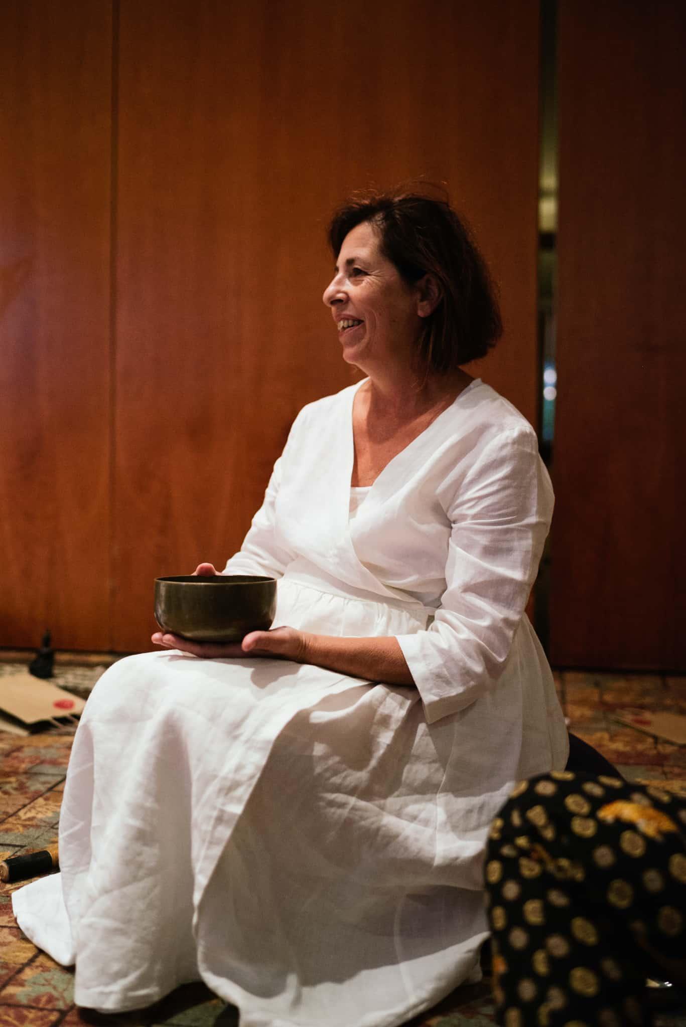 seasonal food meditation with Avital Sebbag