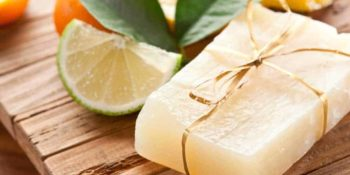 Homemade DIY Natural Shampoo Bars