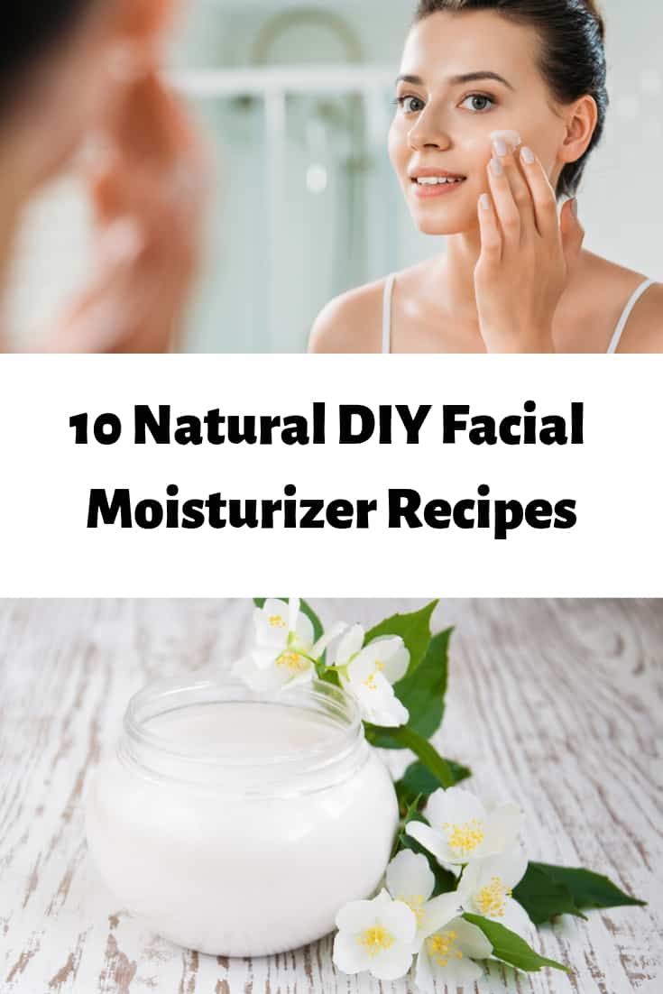 Looking for DIY natural facial moisturizer recipes? Check out Mamavation.com for 10 simple recipes you can create today in your home on Mamavaiton.com.