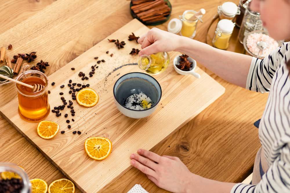 DIY homemade natural Hair Detangling recipes