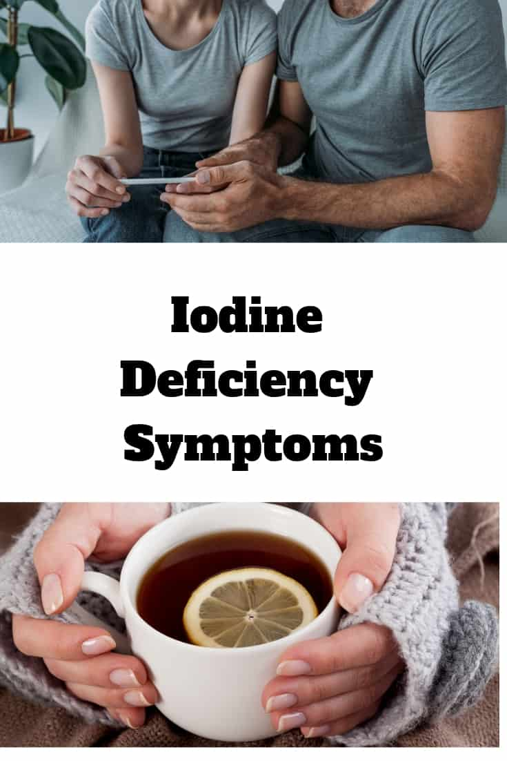 Learn 7 iodine deficiency symptoms from Dr. Jacob on Mamavation.com.