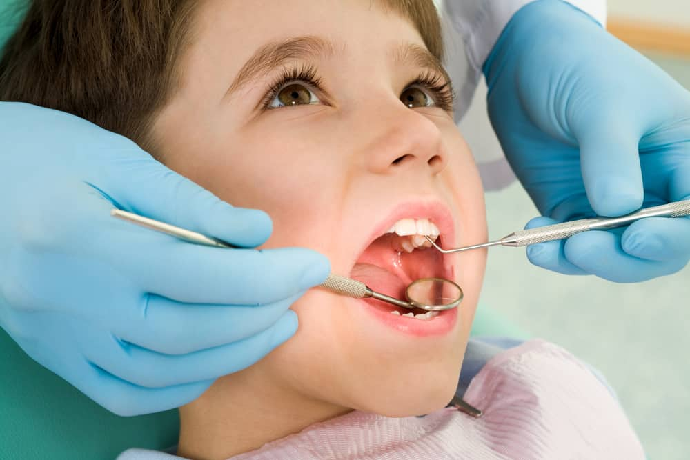 experts suggest children should chew gum
