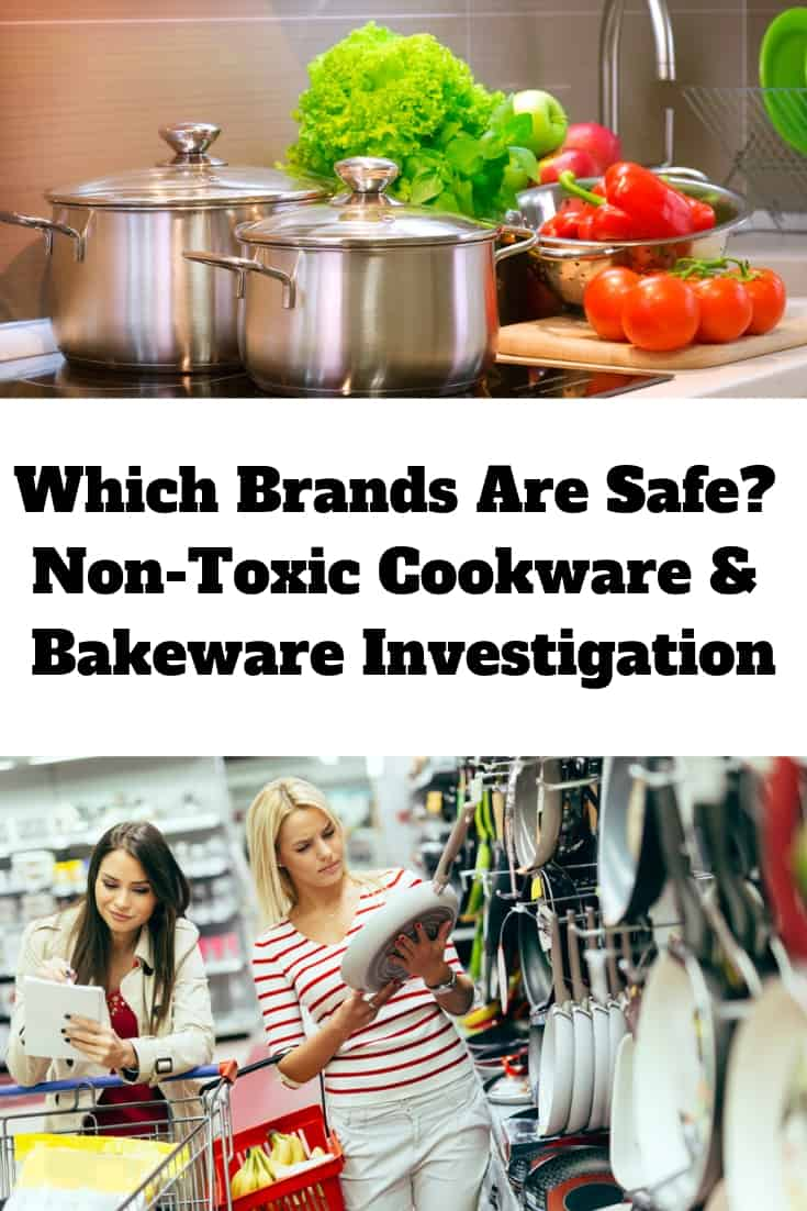 Most nonstick cookware & bakeware is toxic, so what is safe? Mamavation investigated hundreds of cookware and found the safest brands.