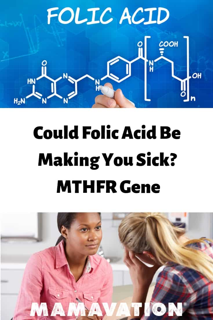 Could folic acid be making you sick? If you have a common gene mutation called MTHFR then it might! Mamavation is joined by Dr. Robin Miller to explain what happens to your body and what you can do.