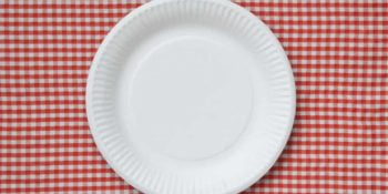 disposable paper plates dangerous chemical PFAS