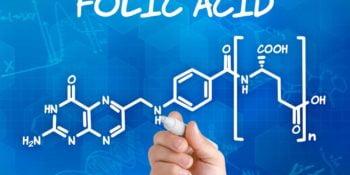 MTHFR & folic acid & folate