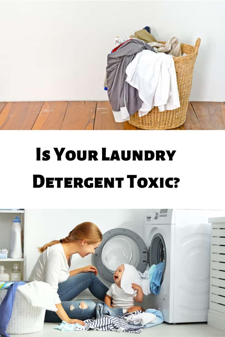 Is Your Laundry Detergent Toxic Safest Amp Toxic Brands