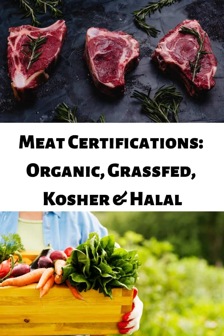 What are the differences between meat certifications: organic, grassfed, kosher & halal. Visit Mamavation for all the answers.