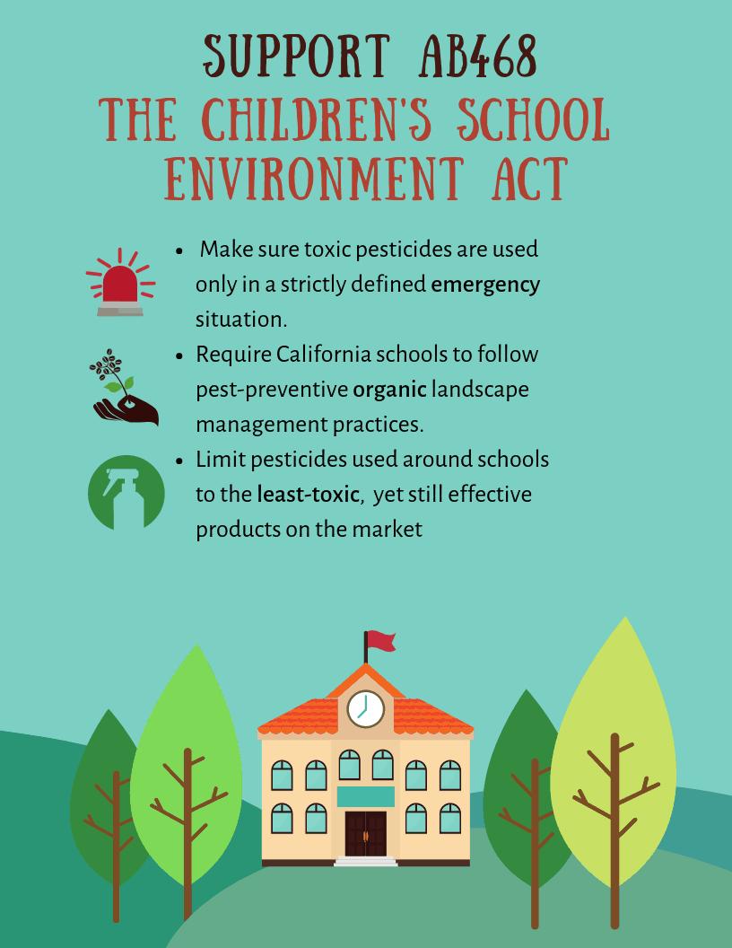 childrens school environmental act ab 468