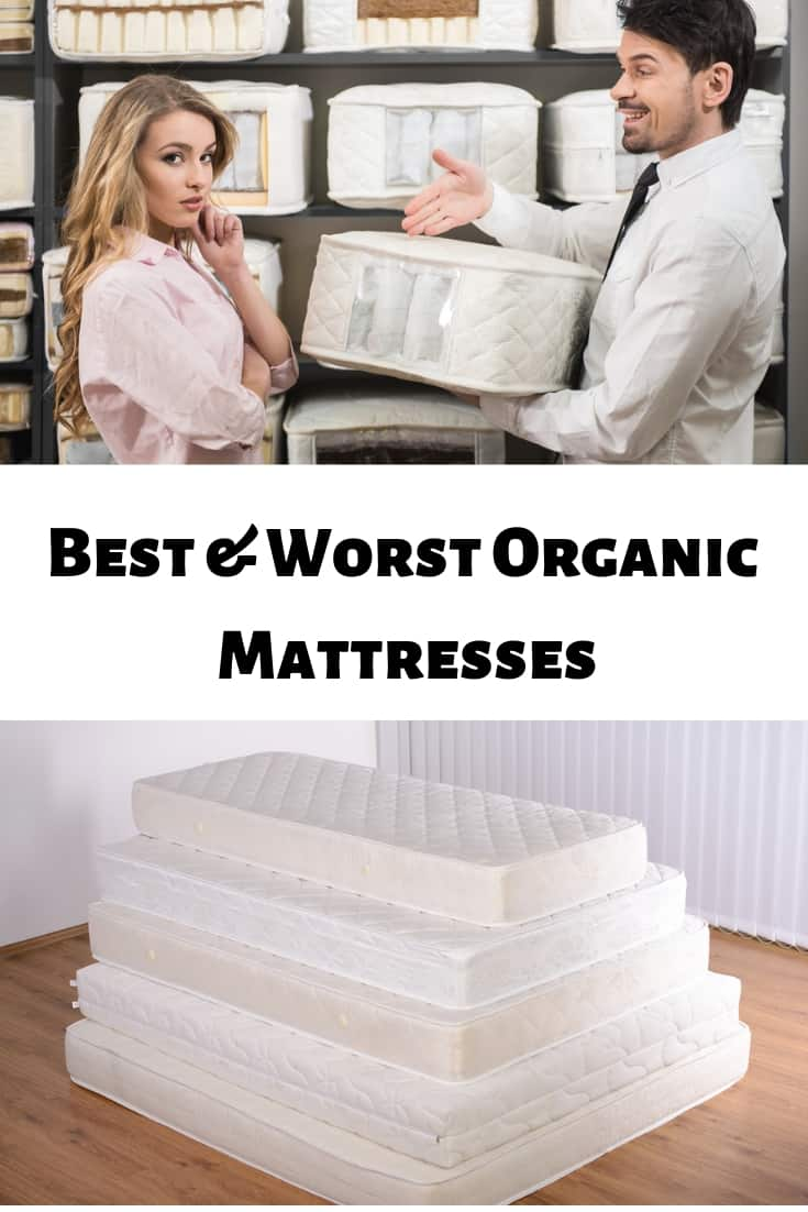 Which organic mattresses are the best? There's tons of marketing claims out there that aren't exactly true. More on Mamavation.com