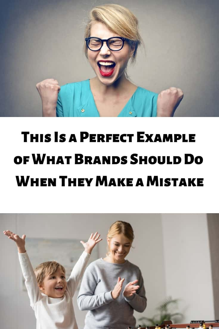 This Is a Perfect Example of What Brands Should Do When They Make a Mistake. Mamavation caught the mistake of a very popular brand and they immediately decided to reformulate and change things!
