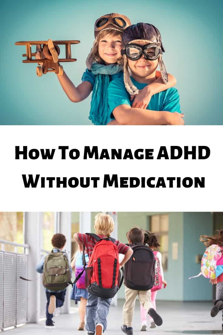 Lean the 6 tips on how to manage a child with ADHD without medication with Dr. Dawn Brown.