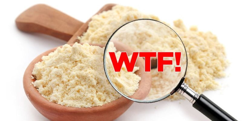 Vegan Jaws Drop to the Ground After Discovering This Hidden Ingredient in Organic Pea Protein 4