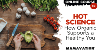 Hot Science - How Organic Supports a Healthy You