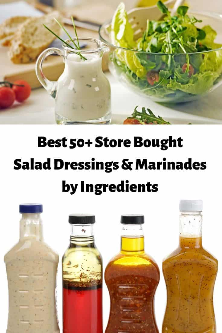 If you're putting THIS on your salad, you're doing it wrong. Check out Mamavation's investigation on salad dressings & marinades by ingredients.