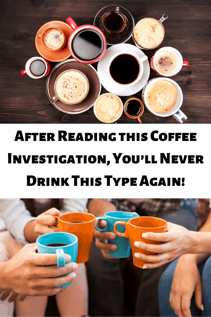 Mamavation's coffee investigation is incredibly detailed and ranks over 100 different brands of coffee by toxicity.