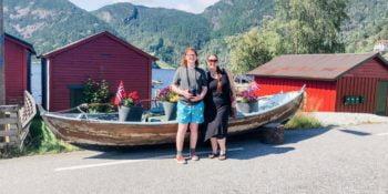 Leah Segedie in Norway