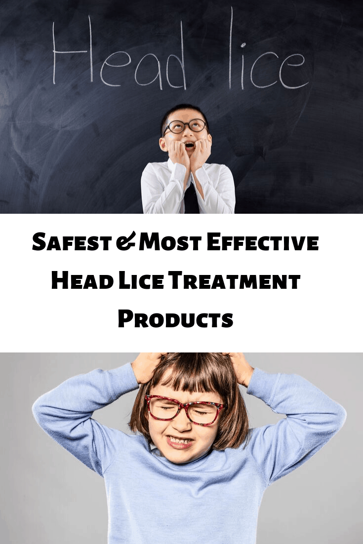 Safest & Most Effective Head Lice Treatment Products 1