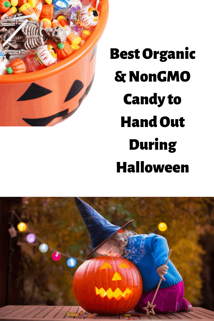 Best Organic & NonGMO Candy to Hand Out During Halloween