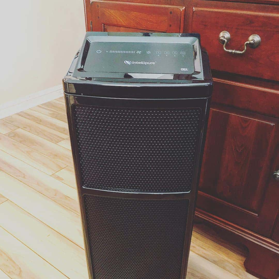 The Intellipure Air Purifier