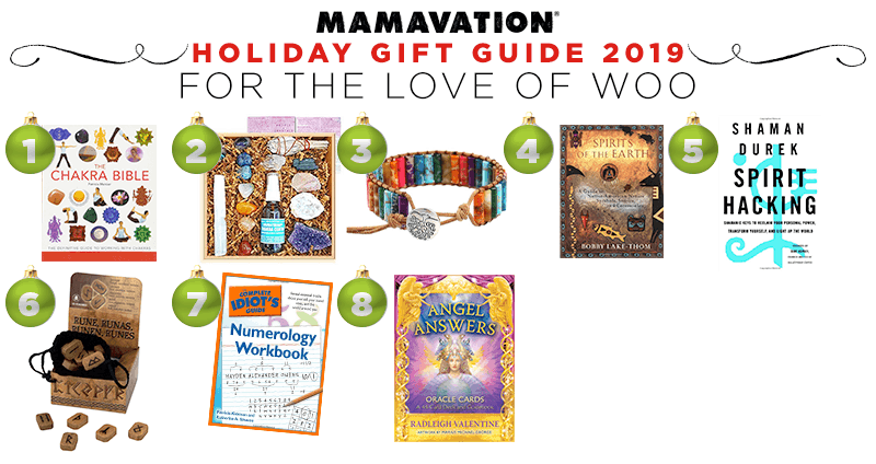 Mamavation's Holiday gift guide for the love of woo in 2019