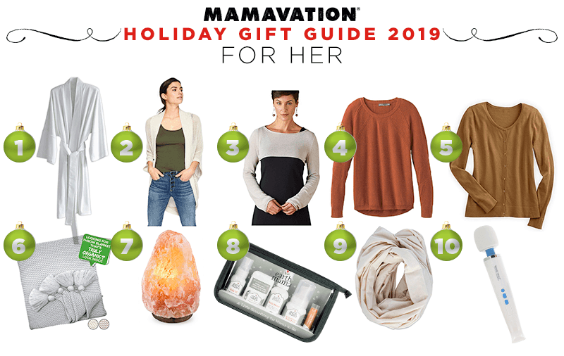 Mamavation's holiday gift guide for women