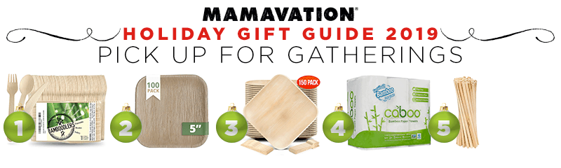 Mamavation's Holiday gift guide for gatherings 2019