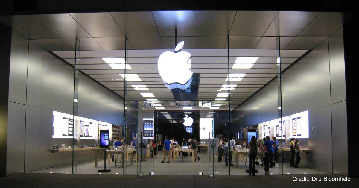 Apple Stores receive A+ from Retailer Reportcard