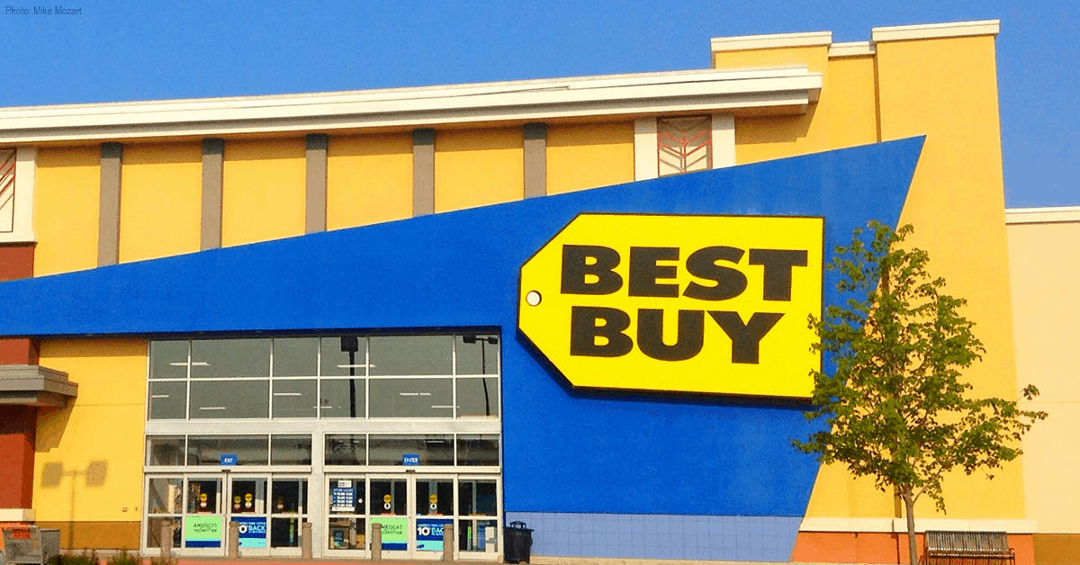 Best Buy Retailer Reportcard 2019