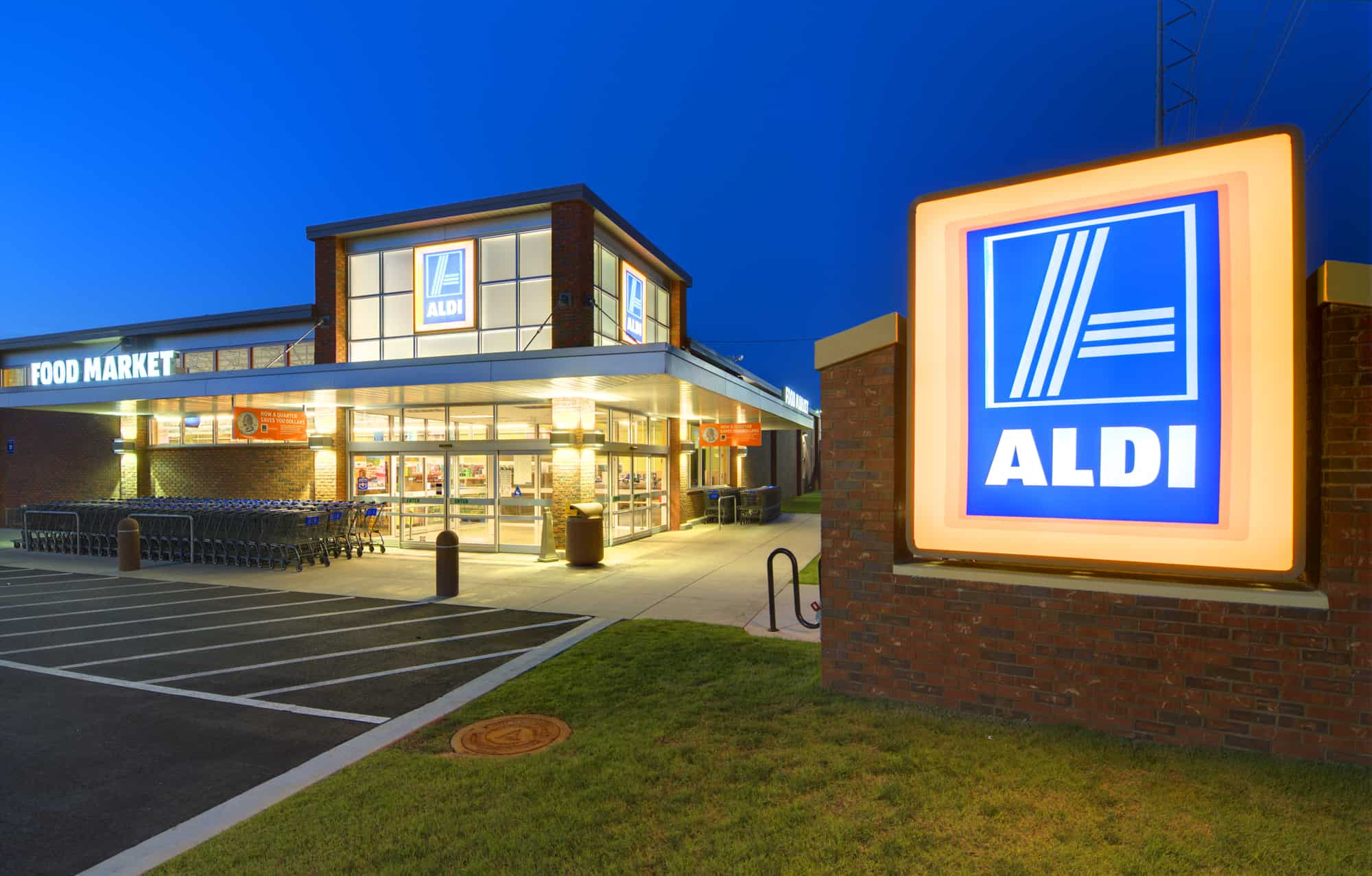 Aldi Retailer REportcard