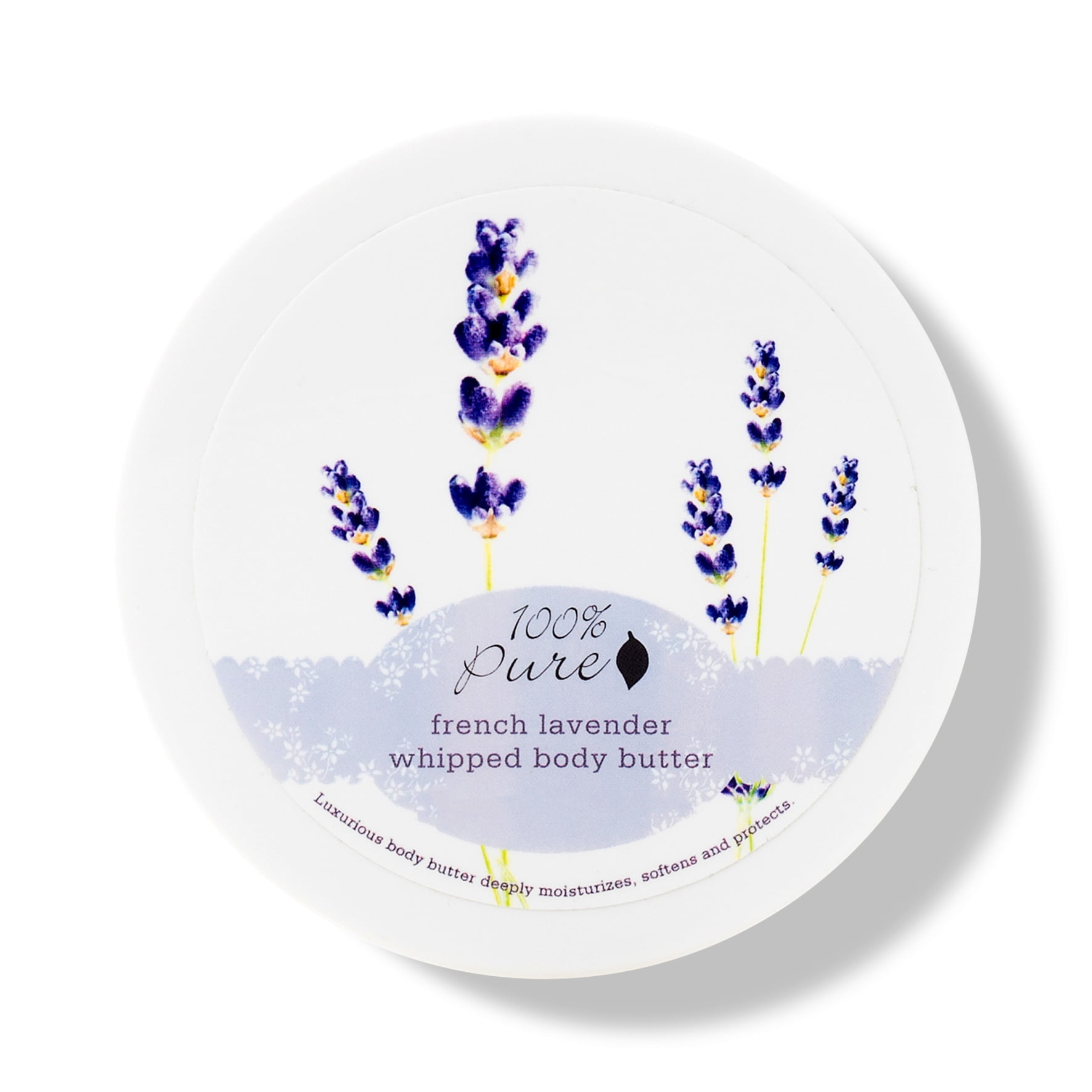 100% Pure French Lavender Body Butter