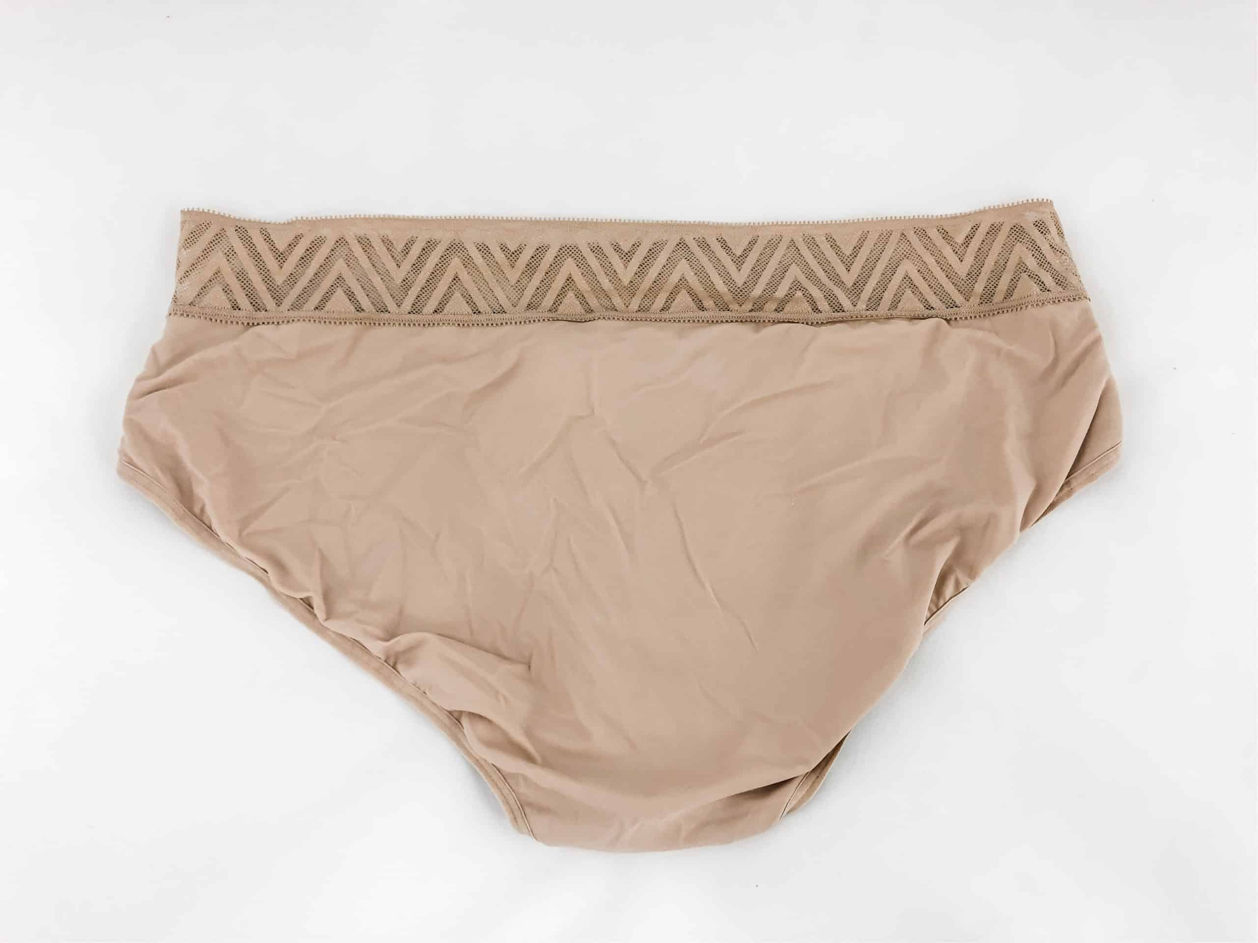 Thinx Period Panties Test Positive for Toxic PFAS back of panties
