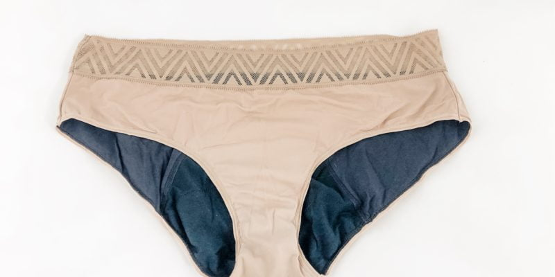 Thinx Period Panties Test Positive for Toxic PFAS, liner cut out