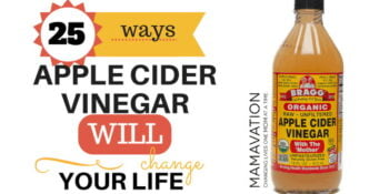 25 Ways Apple Cider Vinegar Will Change Your Life 9