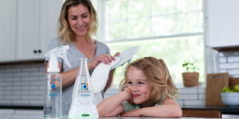 SAFE CLEANING: Cleaners Recommended by Both EPA & Mamavation for Coronavirus