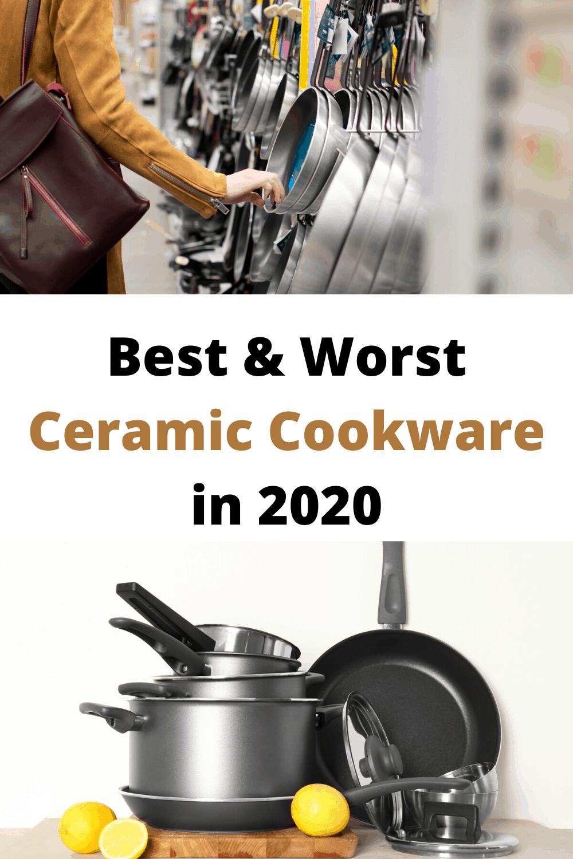 Best & Worst Ceramic Cookware in 2020 1