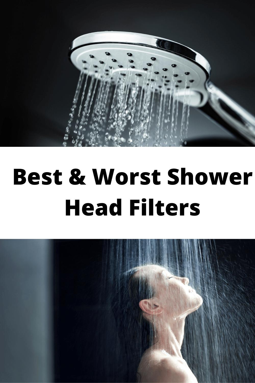 Best & Worst Shower Head Water Filters 2020