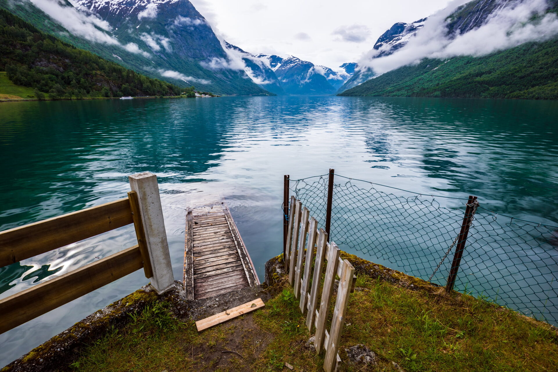 Beautiful Nature Norway natural landscape