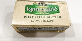 DDT Test Results--Kerrygold Irish Butter 1