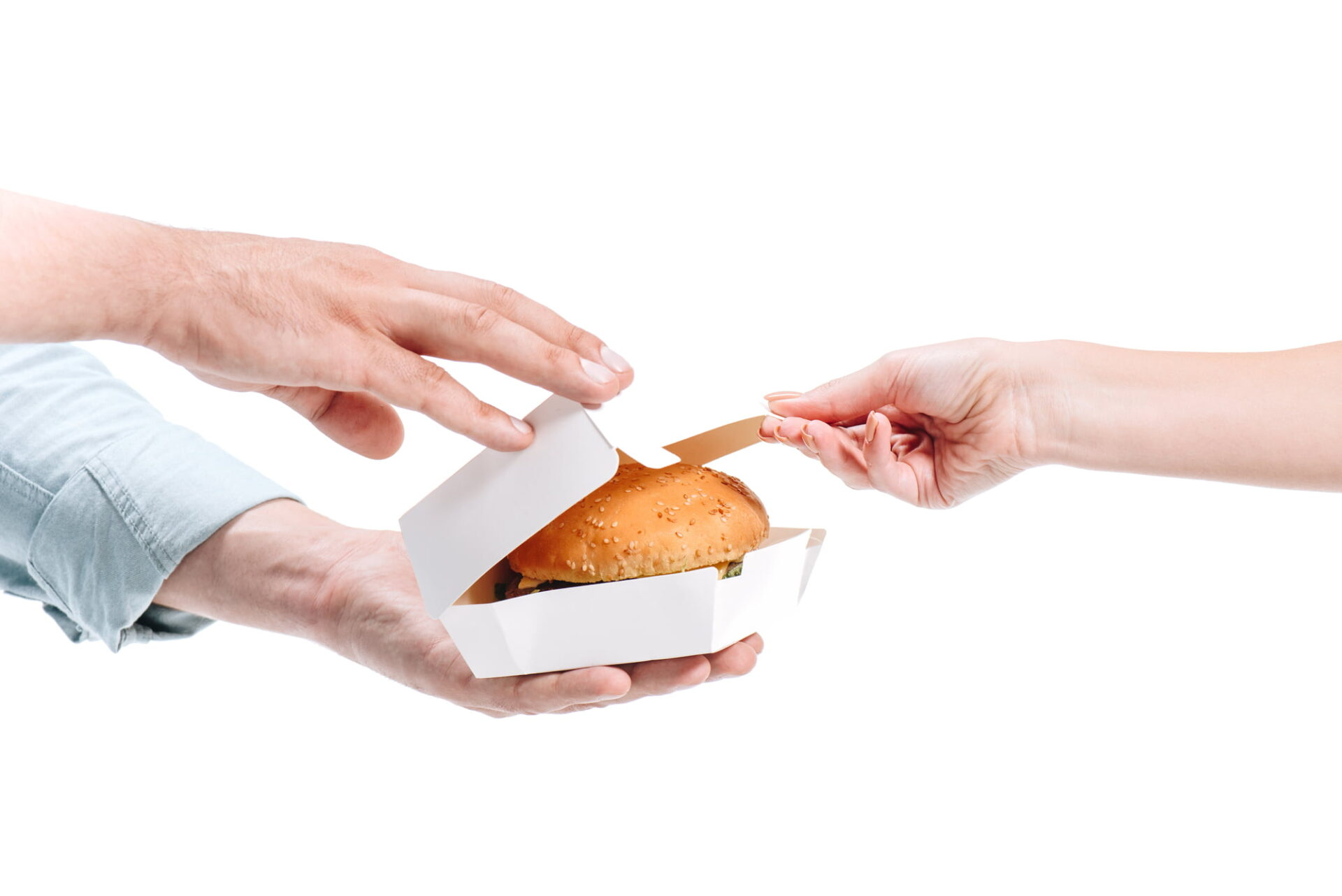 fast food packaging has PFAS chemicals