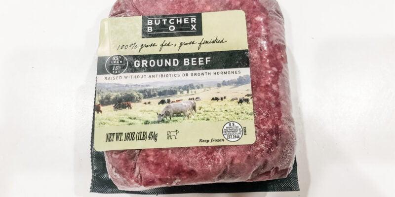 DDT Testing of ButcherBox Grass-fed Ground Beef