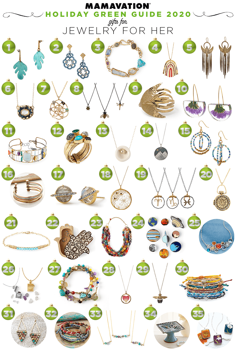 2020 Holiday jewelry gift giving guide