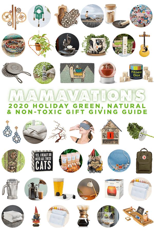 2020 Holiday Green, Natural & Non-Toxic Gift Giving Guide 1