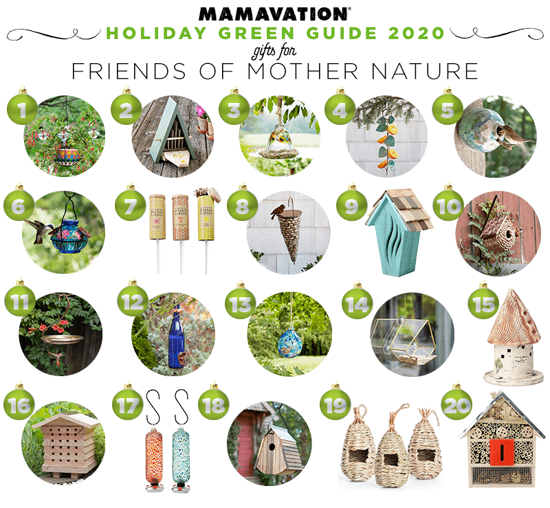 2020 Holiday gift guide for the mother nature lover