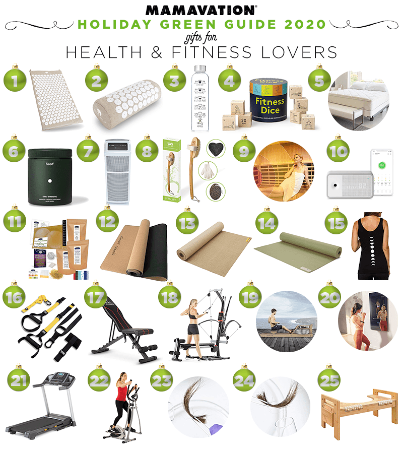 2020 Holiday gift giving guide for the fitness lover