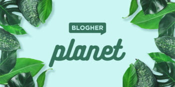 BlogHer Planet--Should Green Blogger Events Promote Polluters Like Monsanto? 1