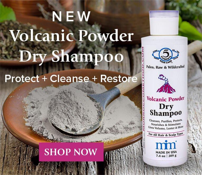 Morrocco Method Dry Shampoo
