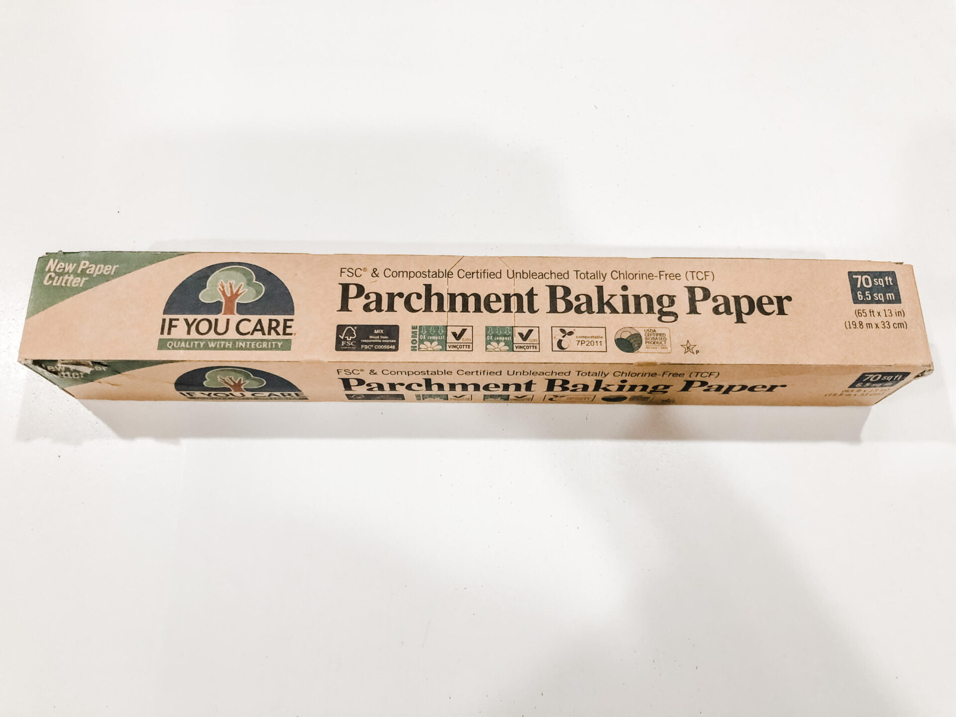 If You Care Brand Parchment Paper--PFAS Testing Results
